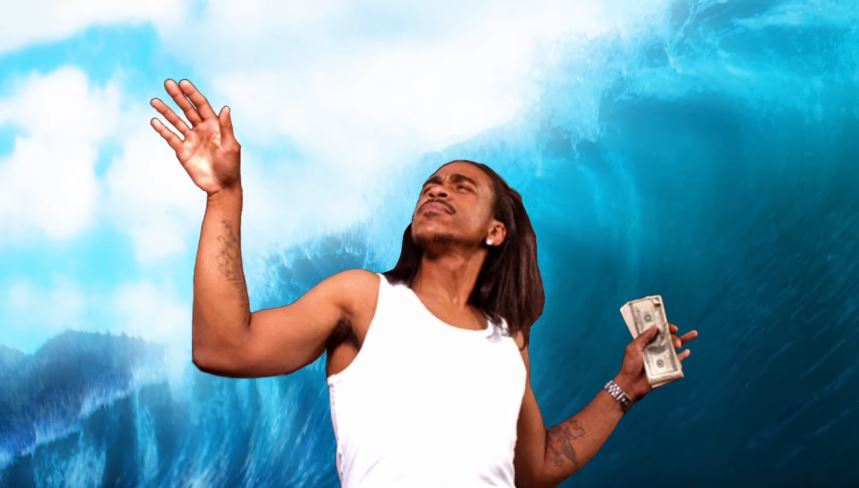 Max B Releases New Album 'Wave Pack': Stream