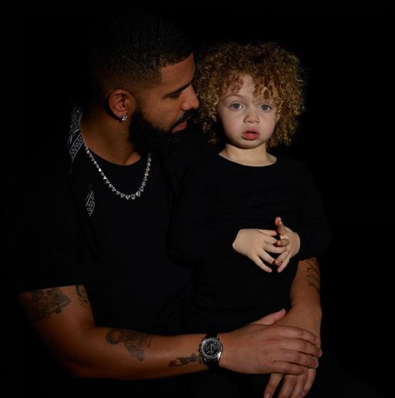 Drake Reveals Pictures Of His Son Adonis For The First Time | HipHop-N-More