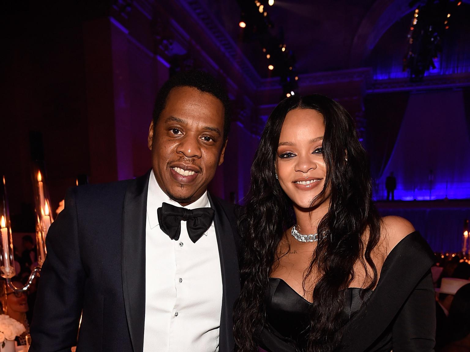 Jay-Z & Rihanna Donate $1 Million Each for Coronavirus Relief Efforts