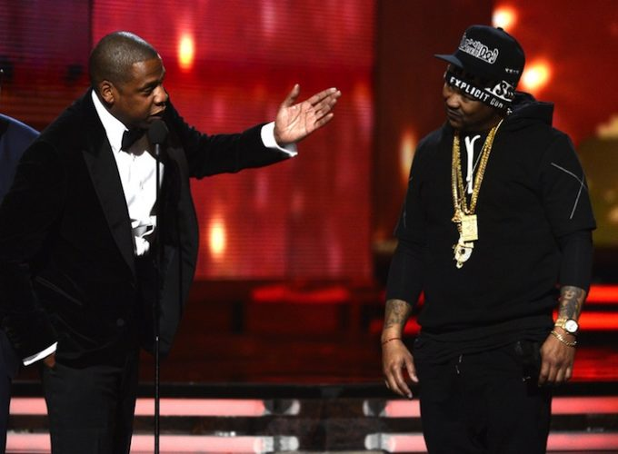 Listen To JAY-Z & The-Dream's Version Of 'Holy Grail'