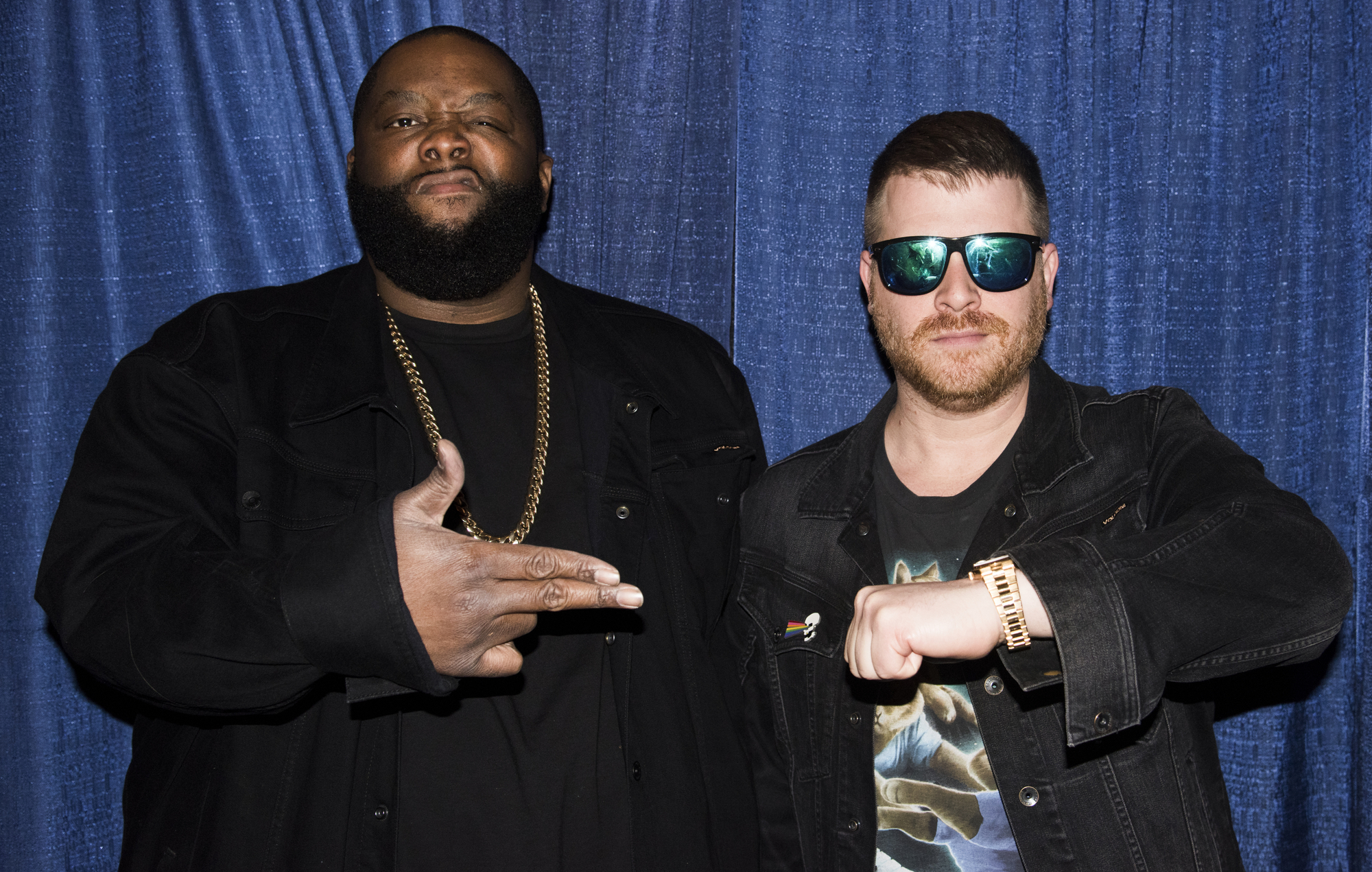 Run The Jewels - 'Ooh LA LA' (Feat. DJ Premier & Greg Nice)
