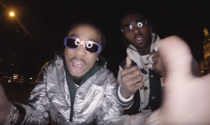 Watch Pop Smoke & Quavo's 'Shake The Room' Video Directed by Virgil Abloh | HipHop-N-More