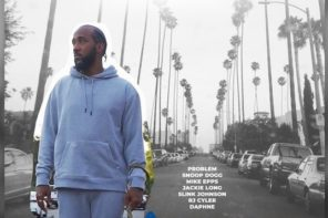 Problem Releases New Song 'Don't Be Mad At Me' and Short Film 'A Compton Story'