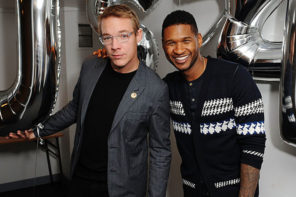 "Diplo Says The Weeknd Influenced Production on Usher's 'Climax'; The Weeknd Crowns Usher a ""King"""