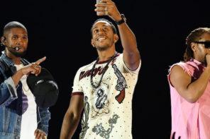 Usher, Ludacris & Lil Jon Reunite on New Single 'SexBeat': Listen