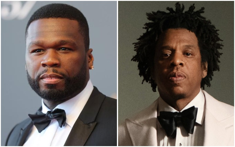 50 Cent Praises Jay Z As A Music Executive Says Hov Wanted To Beat Him Through Kanye Hiphop N More