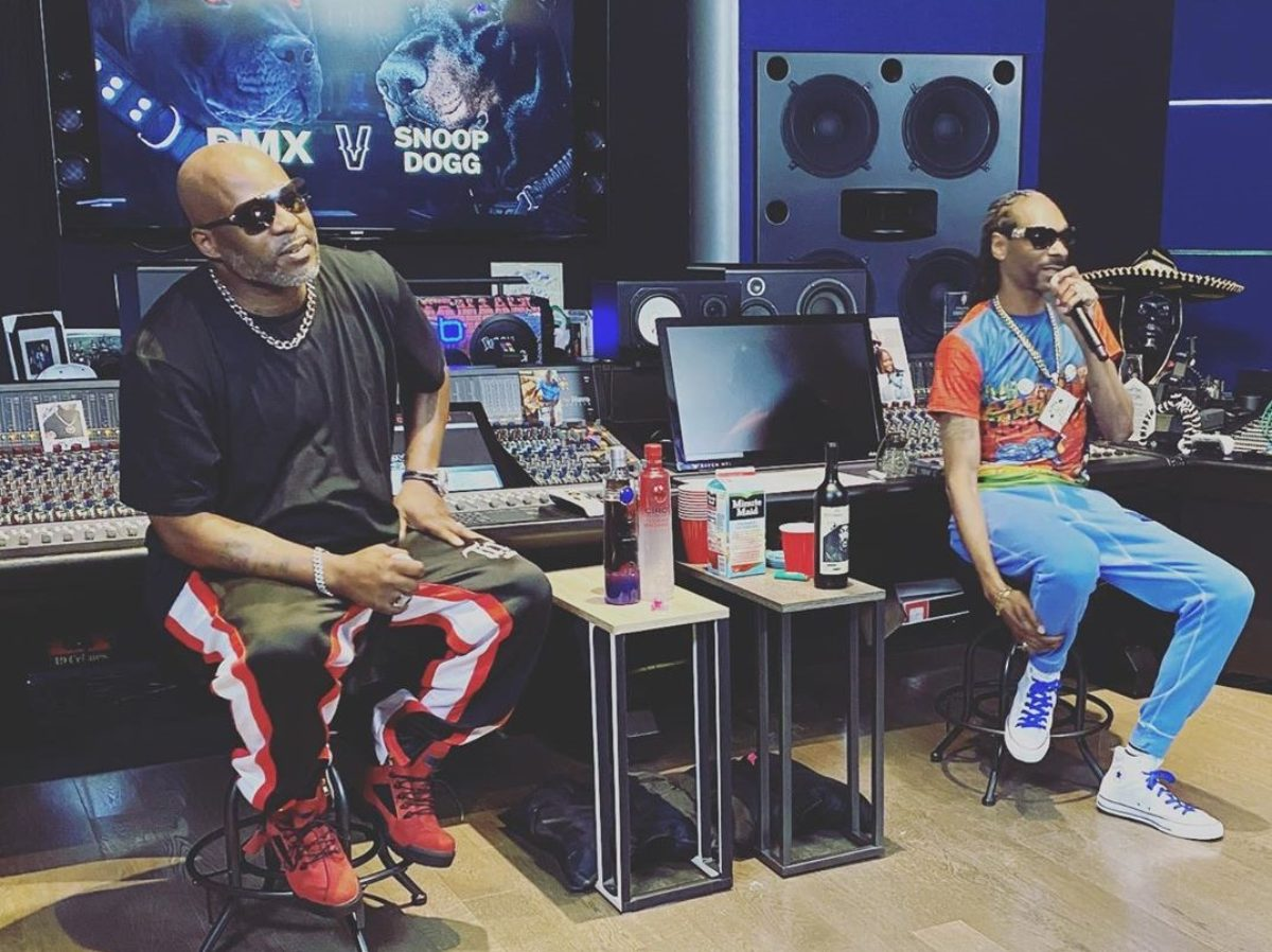 The Battle of The Dawgs Was Lit !!  Snoop Dogg 'Verzuz' DMX [VIDEO]