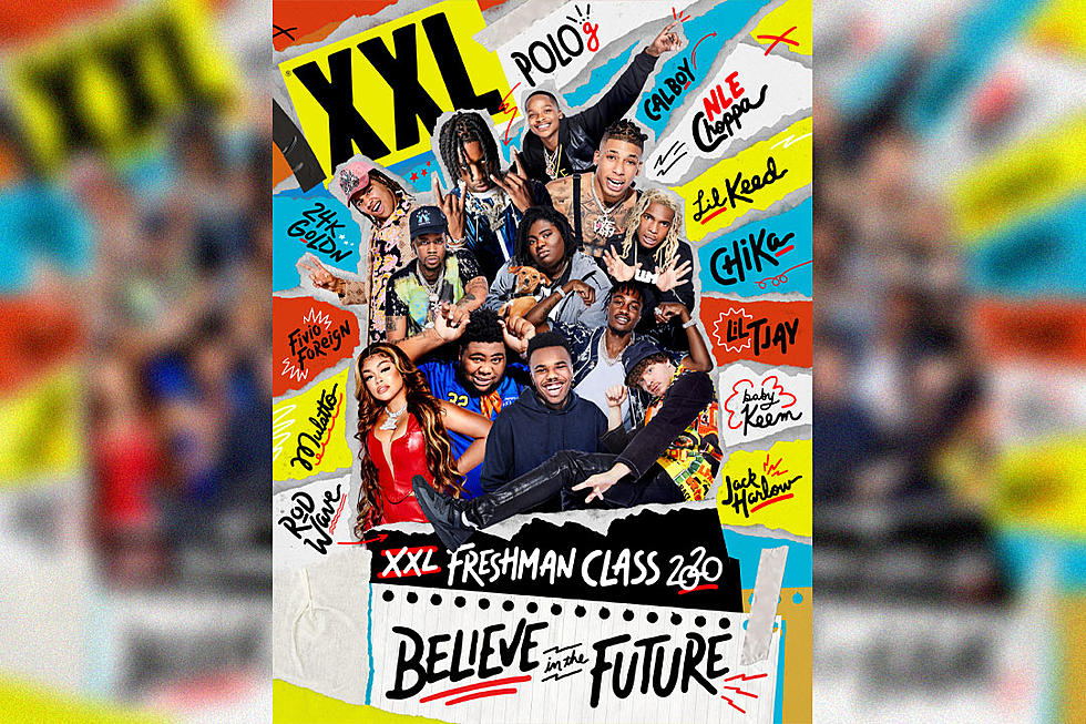 XXL Freshman Class 2020 Revealed | HipHop-N