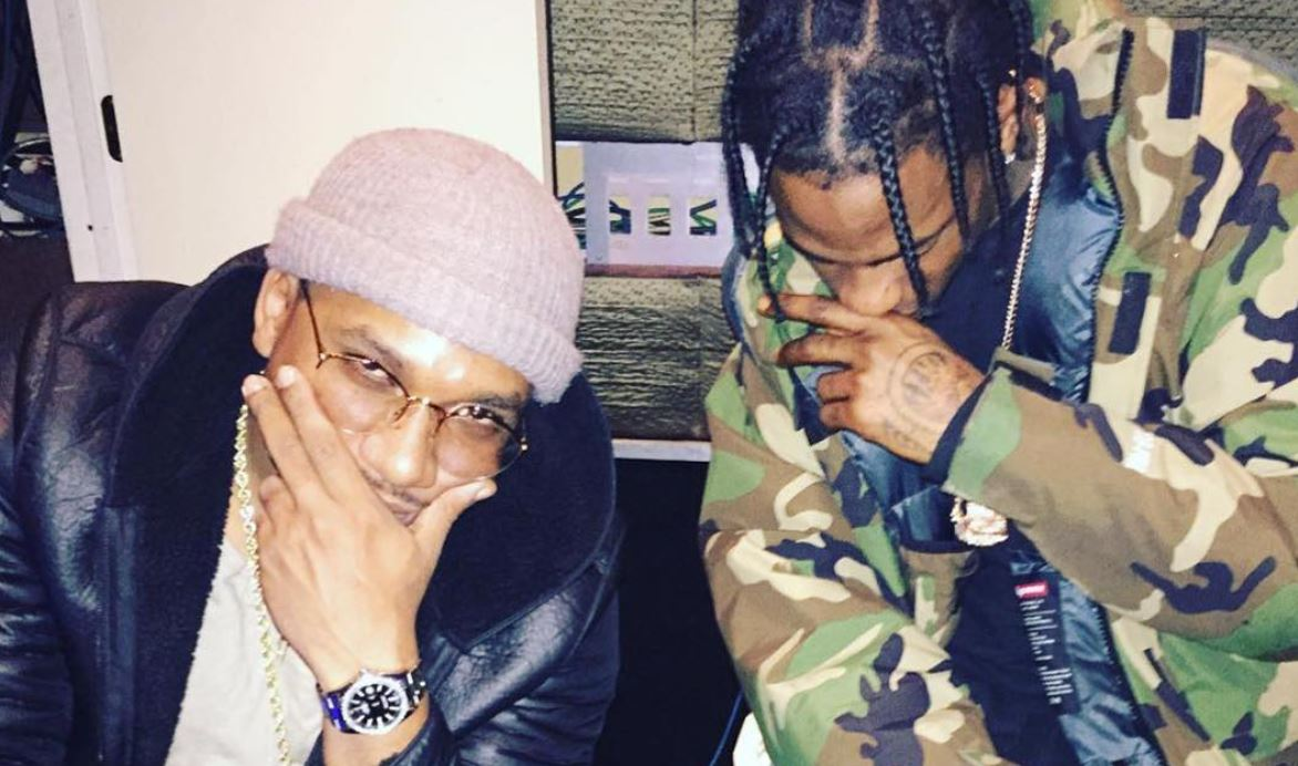 Alleged Cyhi The Prynce Reference Tracks For Travis Scott Surface Online Hiphop N More
