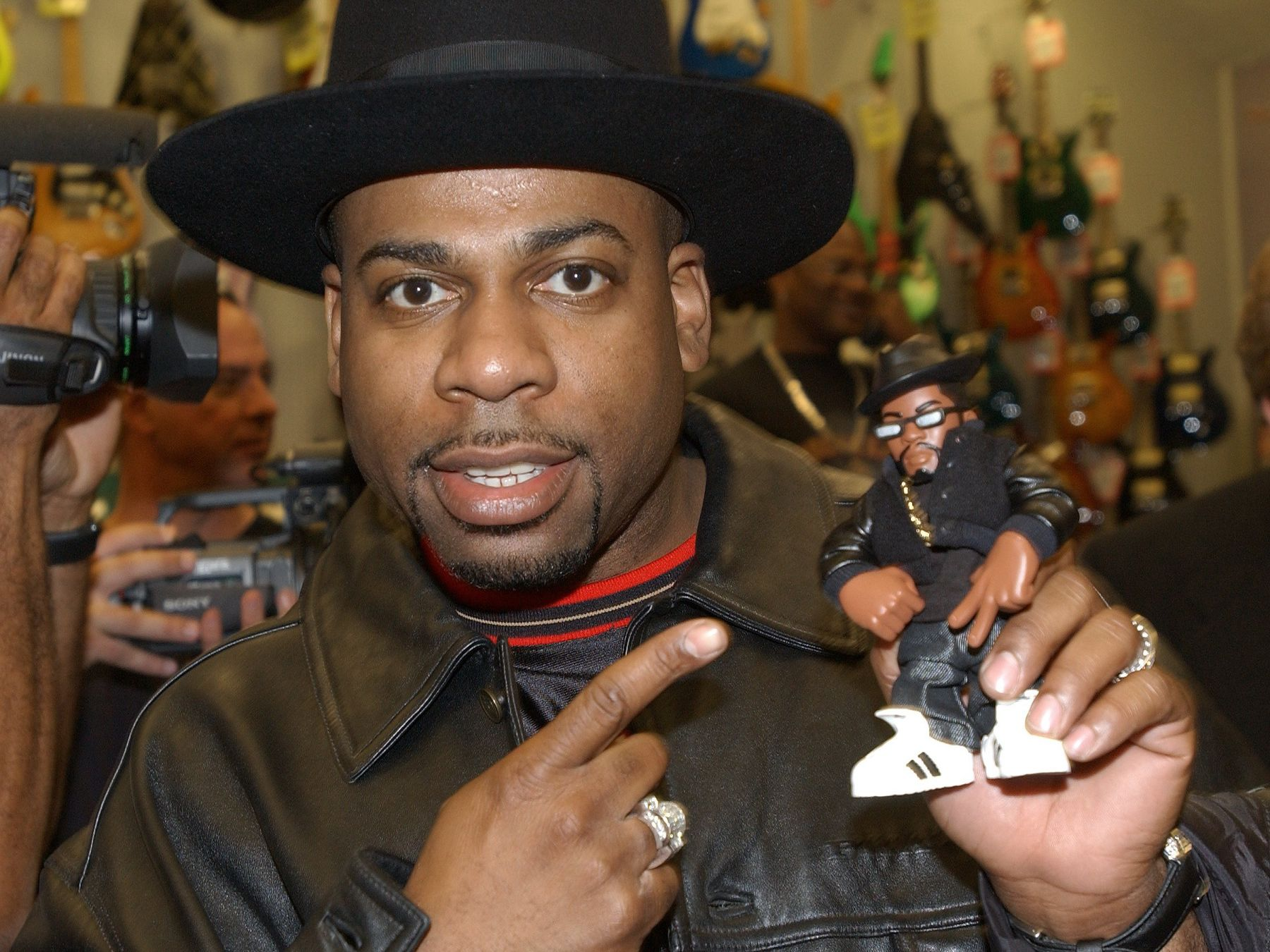 Two charged in 2002 killing of rapper Jam Master Jay