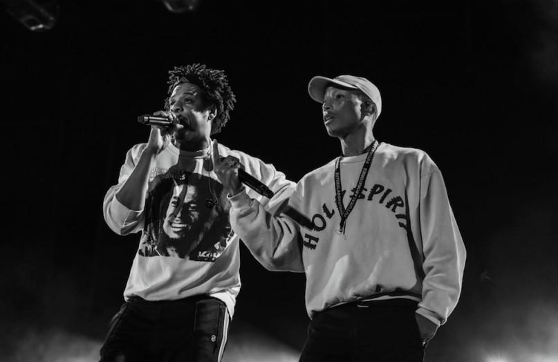 Watch JAY-Z and Pharrell's Powerful New