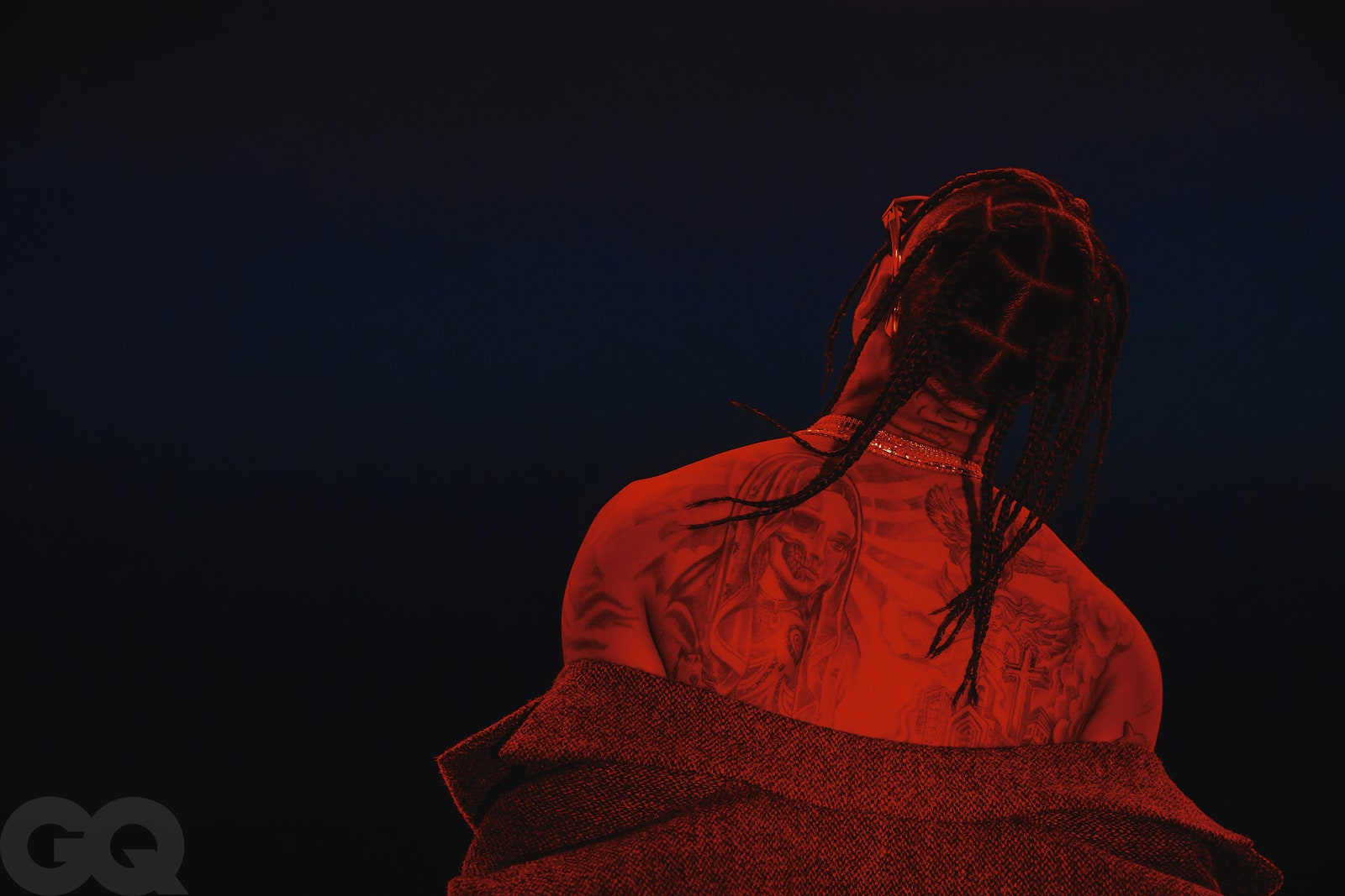 The World's First 'Tenet' Review Is In, And It's From Travis Scott