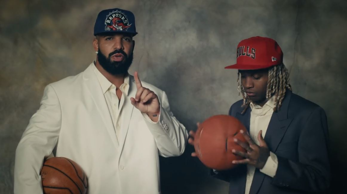 Kevin Durant Makes Cameo On Drake's Video