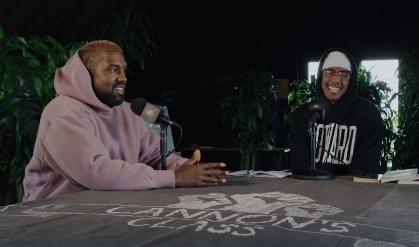 Kanye Doubles Down on Abortion Stance During Interview with Nick Cannon