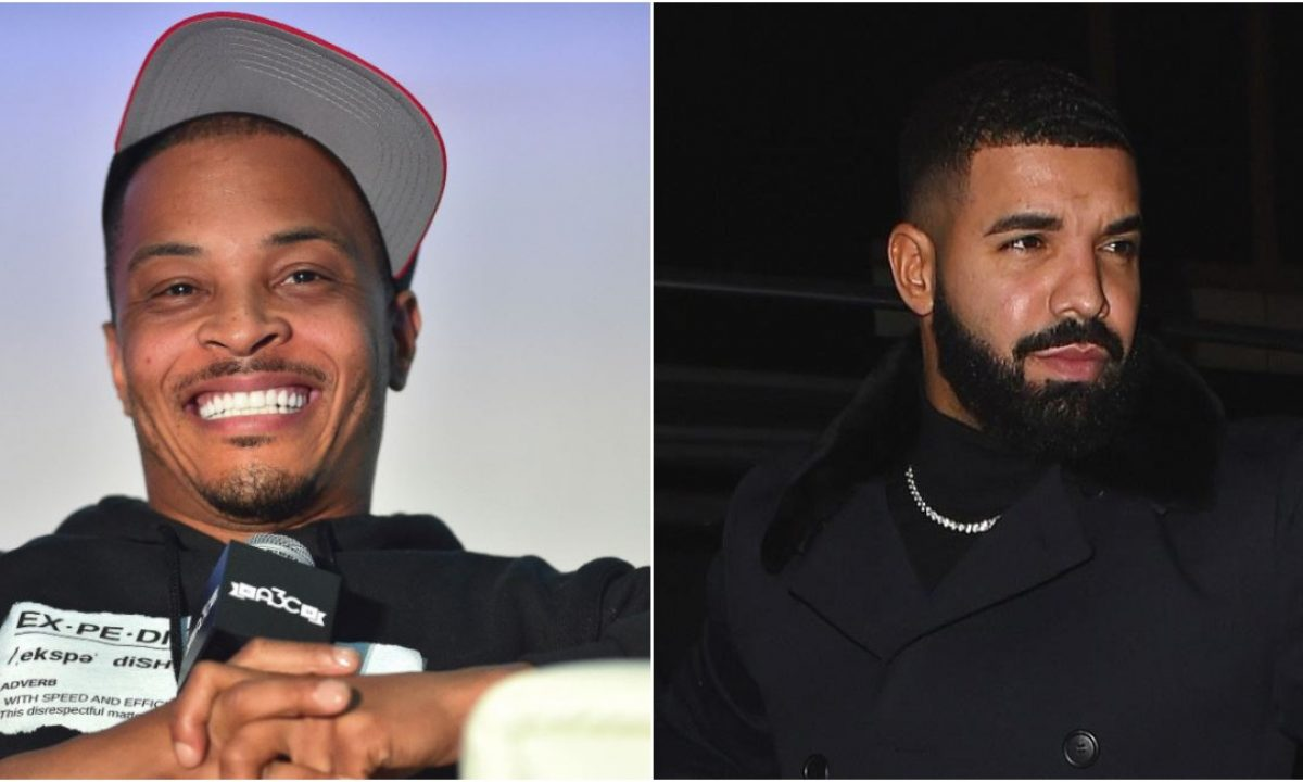 T.I. Leaked That His Boi Leaked On Drake…Literally