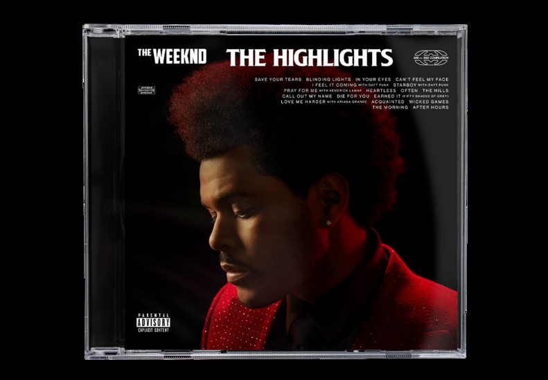The Weeknd Releases Greatest Hits Album 'The Highlights' Ahead of Super  Bowl Performance | HipHop-N-More