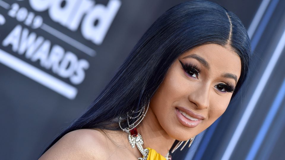 Cardi B expresses her gratitude over the 'support for 'UP